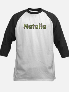 Natalia Spring Green Baseball Jersey
