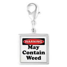 Warning May Contain Weed Charms