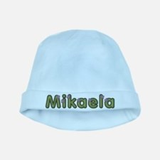 Mikaela Spring Green baby hat