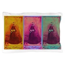 Florence Nightingale Colors Pillow Case