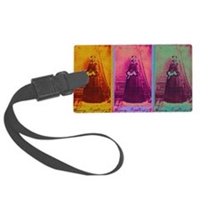 Florence Nightingale Colors Luggage Tag