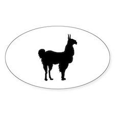 Llama Decal