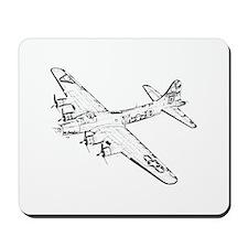 B-17 Mousepad
