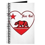 love nor cal bear red Journal