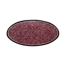 Red Glitters Patches