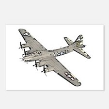 B-17 Postcards (Package of 8)