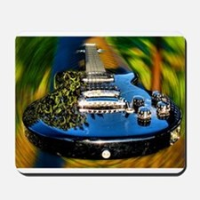 Rocked Out Guitar Mousepad