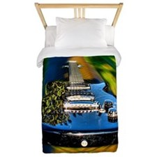 Rocked Out Guitar Twin Duvet