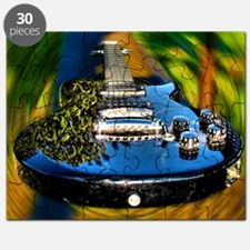 Rocked Out Guitar Puzzle