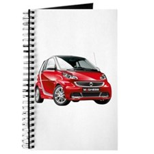 smart 451 - 2013 Red / Silver Journal