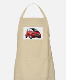 smart 451 - 2013 Red / Silver Apron