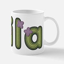 Lila Spring Green Mug