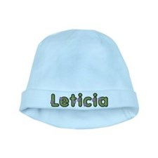 Leticia Spring Green baby hat
