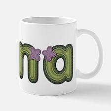 Lena Spring Green Mug