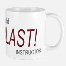 ROCKSOLID BLAST Instructor Mugs