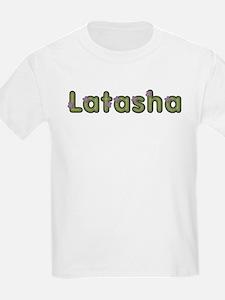 Latasha Spring Green T-Shirt