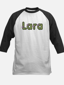 Lara Spring Green Baseball Jersey