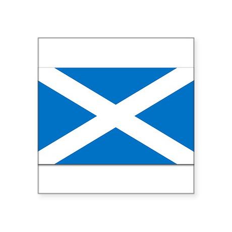 Scotland Rectangle Sticker