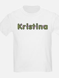 Kristina Spring Green T-Shirt
