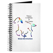Wild Mustangs Journal