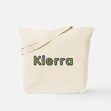 Kierra Spring Green Tote Bag