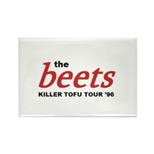 the beets Rectangle Magnet