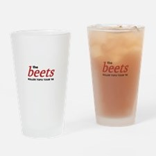 the beets Drinking Glass
