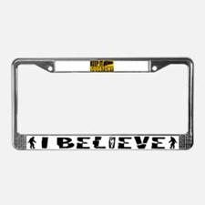 Keep it Squatchy License Plate Frame