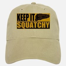 Keep it Squatchy Baseball Baseball Cap