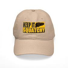 Keep it Squatchy Baseball Cap