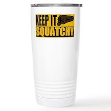 Keep it Squatchy Travel Mug
