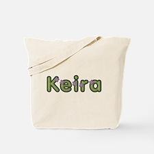 Keira Spring Green Tote Bag