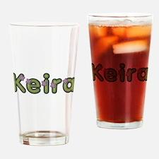 Keira Spring Green Drinking Glass