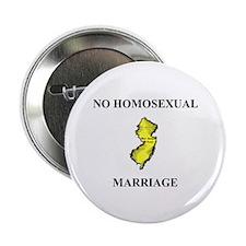 No Homosexual Marriage Button