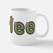 Kaylee Spring Green Mug