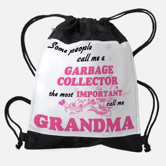 Some call me a Garbage Collector, t Drawstring Bag