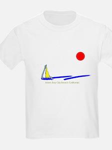 Morro Bay City Kids T-Shirt