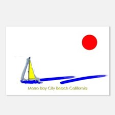 Morro Bay City Postcards (Package of 8)