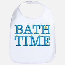 It's Bath Time Bib
