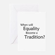 Traditional Equality Greeting Cards (Pk of 20)
