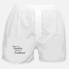 Traditional Equality Boxer Shorts
