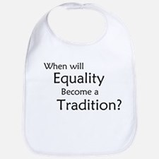Traditional Equality Bib