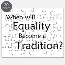Traditional Equality Puzzle