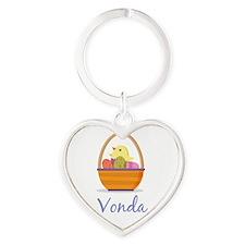 Easter Basket Vonda Keychains