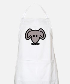Mouse head face Apron