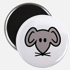 Mouse head face Magnet
