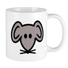 Mouse head face Mug