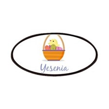 Easter Basket Yesenia Patches