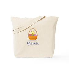 Easter Basket Yesenia Tote Bag