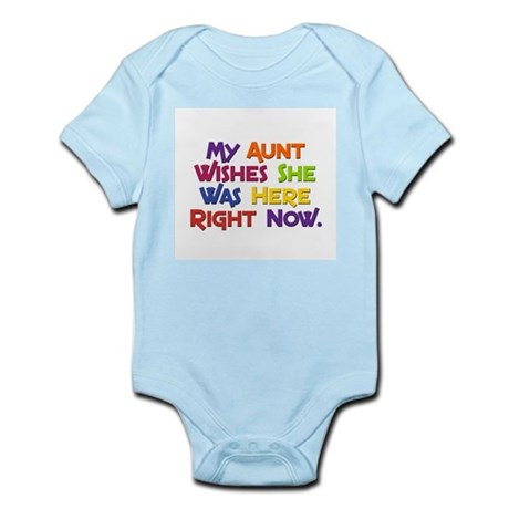 Right Now Infant Bodysuit